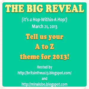 The Big Reveal Blog Hop