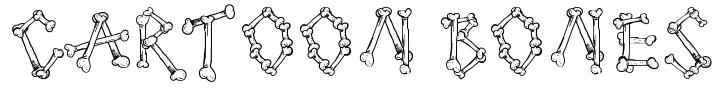 Cartoon Bones
