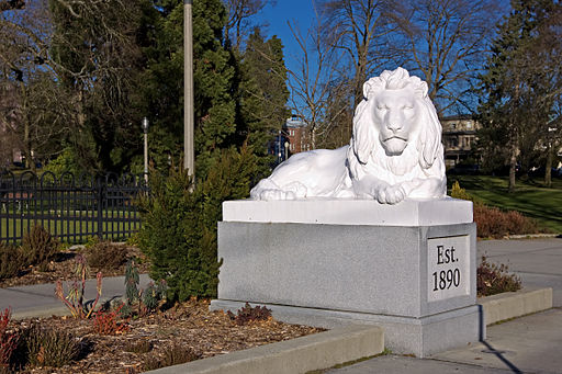 Sandstone Lion