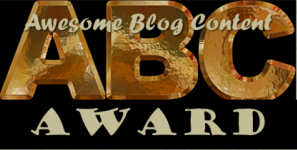 Awesome Blog Contest Award