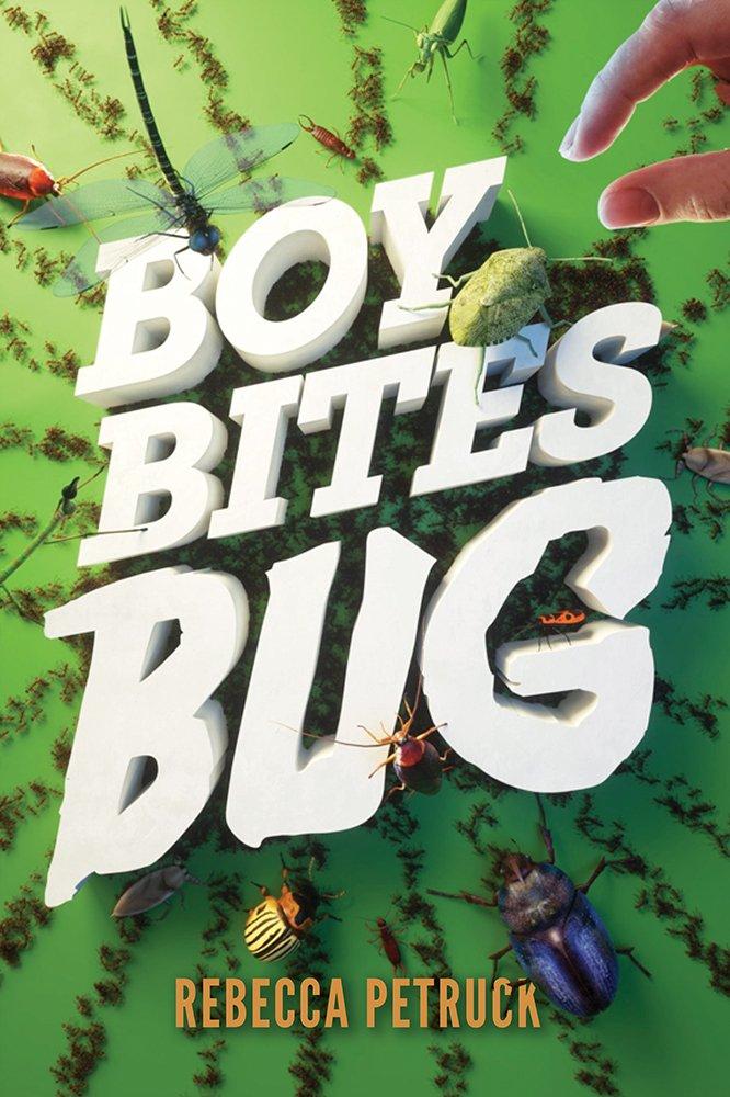 Boy Bites Bug cover