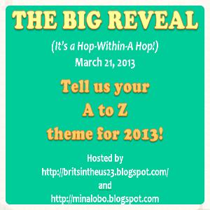 The Big Reveal Blog Hop