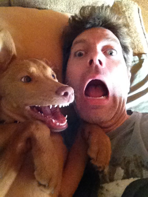 Crazy Brian and Remy