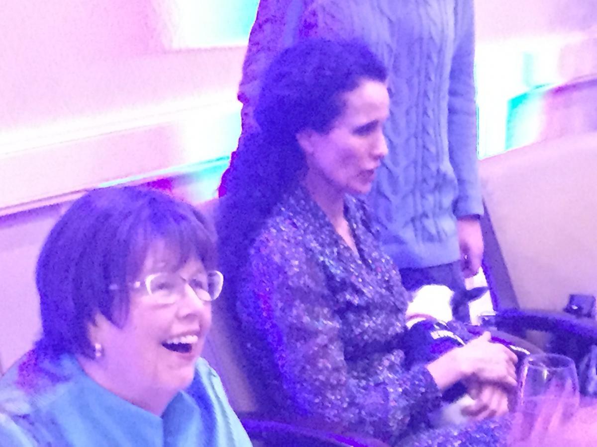 Debbie Macomber, and Andie MacDowell