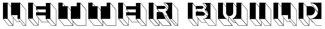 Letter Buildings