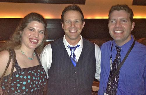 Jocelyn Rish, Gary Weeks, and Brian Rish