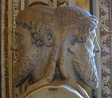 Janus and contronyms