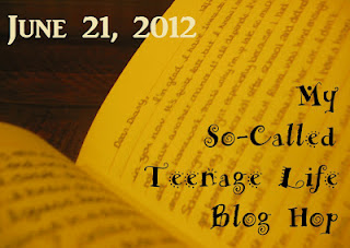 My So-Called Teenage Life Blog Hop.