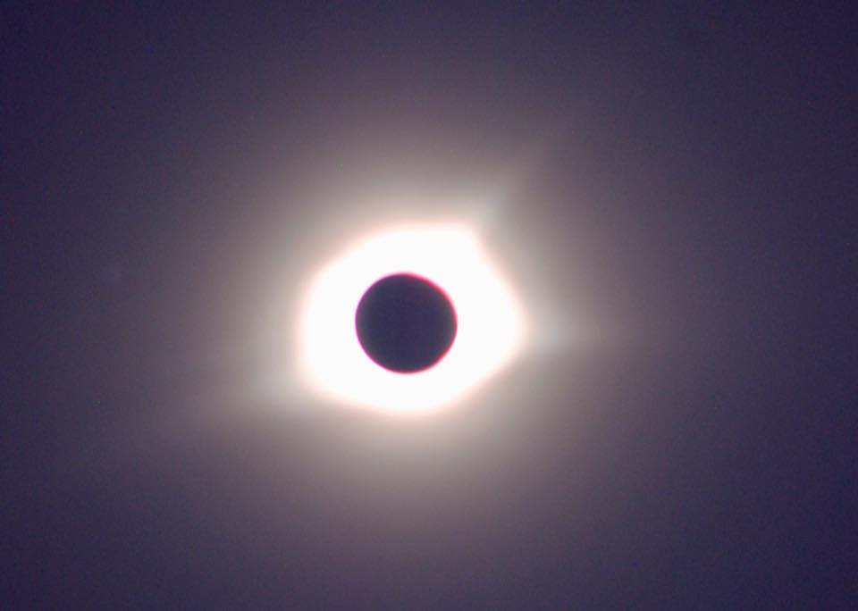 Eclipse totality
