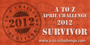A to Z Survivor 2012