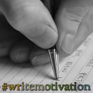 #writemotivation